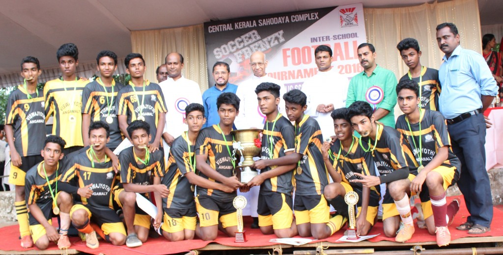8th Sahodaya Football Championship 2016