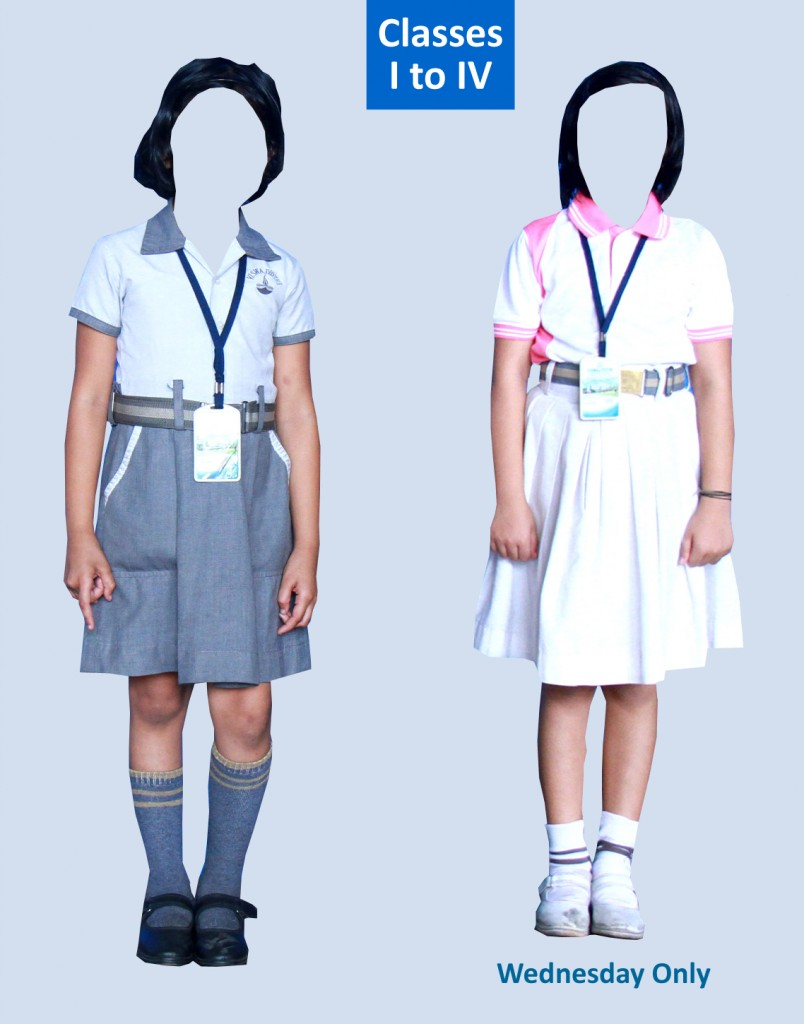 I to IV Girls JPEG 2018-19